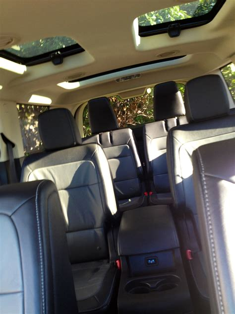 Ford Flex With Captains Chairs by The Bob Hurley Difference 2013 Ford Flex Thinking Out Of