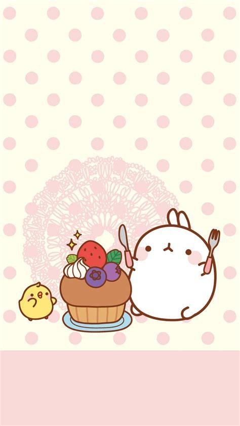 wallpaper cute molang 하얀오리와 소소한 일상 네이버 블로그 molang pinterest kawaii