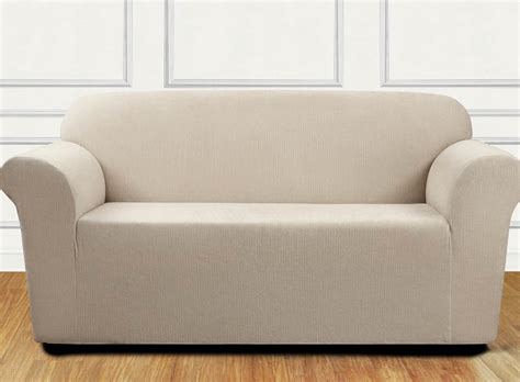 chenille loveseat surefit ultimate stretch chenille loveseat cover