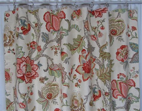 floral window curtains orange floral window curtains girl s bedroom decor