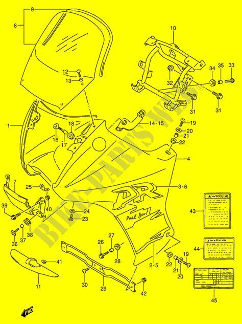 Motorrad Aufkleber Verkleidung by Verkleidung Aufkleber Model T Verkleidung Rahmen