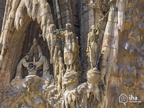 Barcelona Sagrada Família rentals for your vacations with IHA