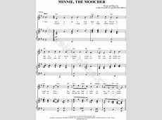 """""""Minnie, the Moocher"""" from 'The Blues Brothers' Sheet ... Minnie The Moocher Chords"""