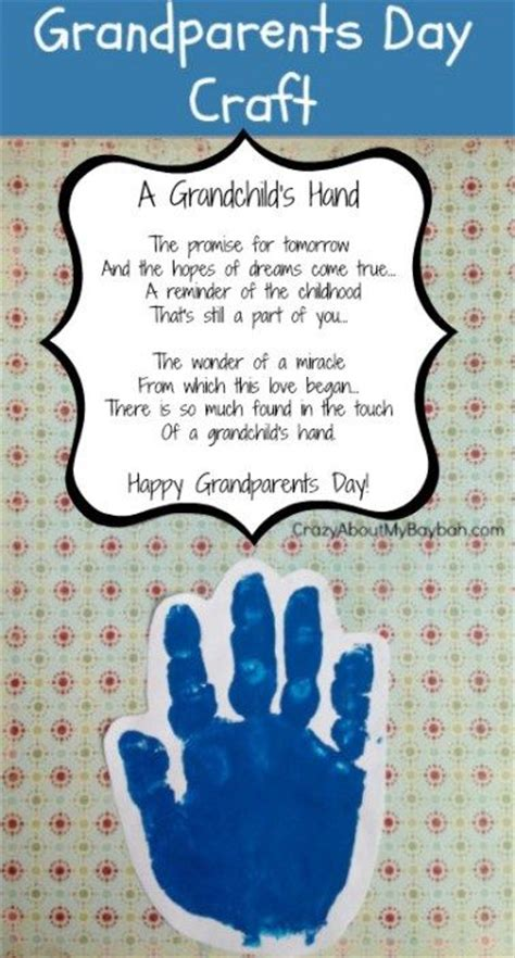 grandparents day crafts for happy 2017 grandparent s day crafts whatsapp dp