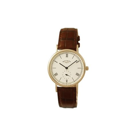 234 Leather Rotary rotary gs02389 32 mens watches2u