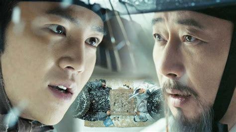 Drama Korea Jackpot The Royal Gambler jang keun suk vs jeon kwang ryul sparks fly the royal