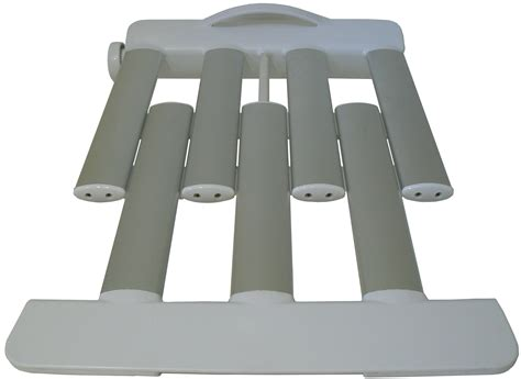 Transparent Desk Mat by Bath Chair