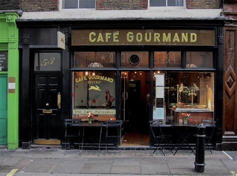 the cafe caf 233 gourmand a caf 233 in soho chez alessandra