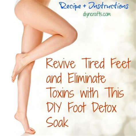 Consent Form For Foot Bath Detox by Revive Tired And Eliminate Toxins With This Diy Foot
