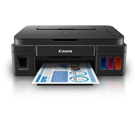 Printer Canon Pixma G2000 Asli Dan Bergaransi jual canon pixma g2000 baru printer canon harga spesifikasi