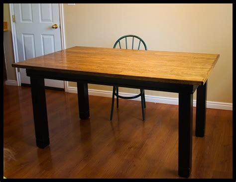 How Is A Kitchen Table by Craftastical A Craft Kitchen Table
