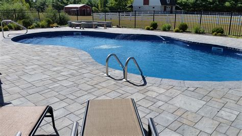 Pool Patio And Hearth New Swimming Pools Photos Custom Pool Builder New Jersey
