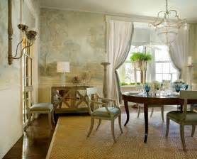 Dining Room Murals by Elegant Formal Dining Room Wall Murals Design Picture