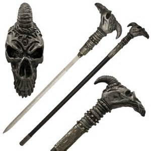 inside the sword by darkstorms12 skull pterodactyl walking with sword