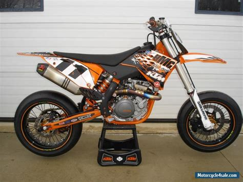 Ktm Canada Motorcycles 2007 Ktm Sx For Sale In Canada