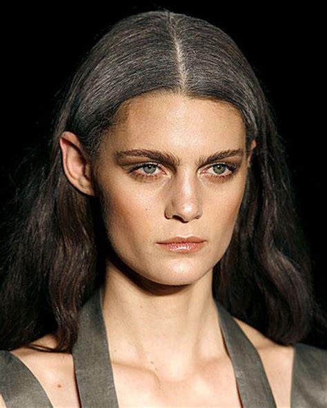 trend haare frisurentrend graue haare sind das neue blond brigitte de