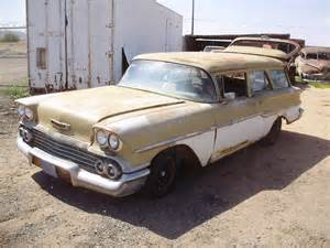1958 Chevrolet Yeoman 1958 Chevrolet Yeoman 58ch3000c Desert Valley Auto Parts
