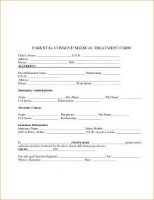 permission to treat form template 3 consent for treatment form printable receipt