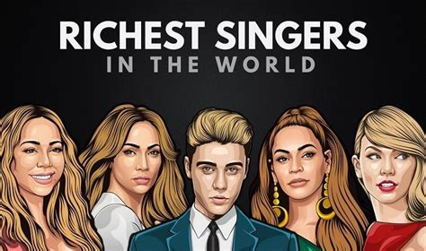 the top 20 richest singers in the world 2019 wealthy gorilla
