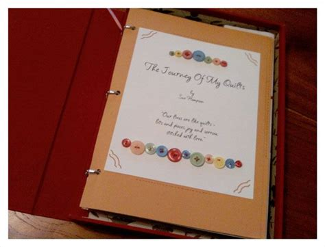 Quilting Journal by 1000 Images About Quilt Journals On Crafts