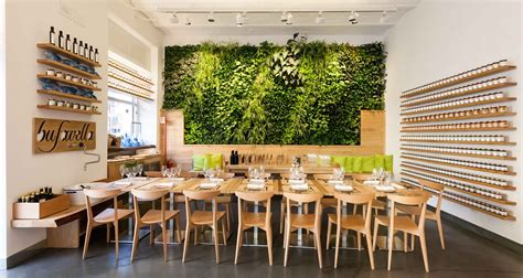giardini verticali roma realizzazione giardino verticale roma ristorante buff