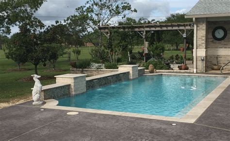 geometric pool elite pools and spas houston pool builder blog clear lake league city