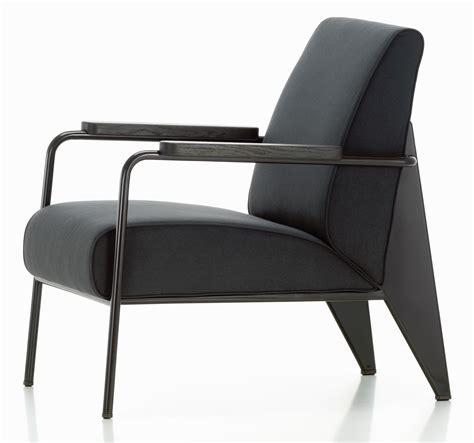 vitra fauteuil de salon jean prouv 233