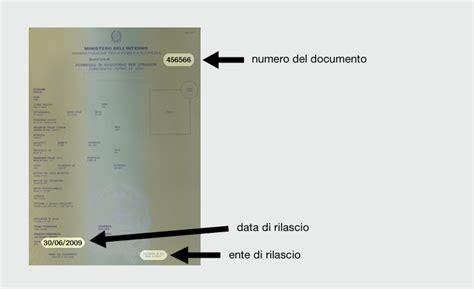 ricerca permesso di soggiorno sistema piemonte registrazione