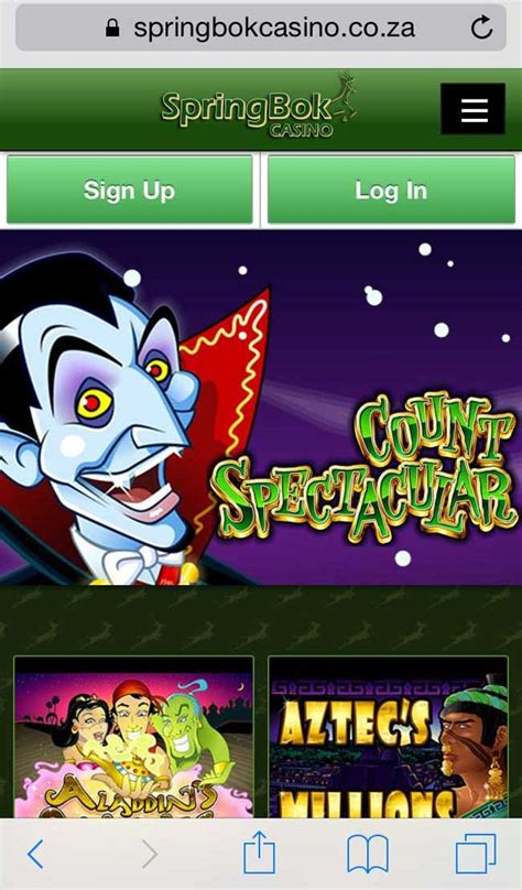 top mobile casinos south africa play in rands