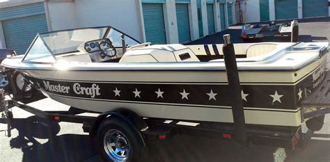mastercraft boat trailer jack 1985 mastercraft stars and stripes for sale teamtalk