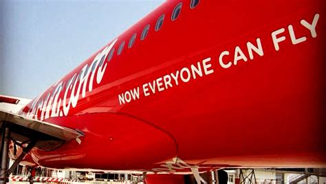 airasia now everyone can fly now everyone can fly tagline by airasia airline absolute