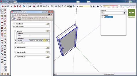 tutorial sketchup youtube tutorial sketchup introducci 243 n a componentes din 225 micos
