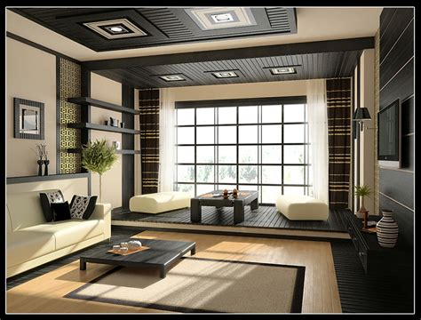 Interior Livingroom Modern Living Rooms