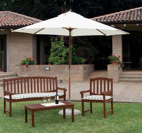 prezzo ombrelloni da giardino ombrelloni da giardino prezzi e modelli consigliati