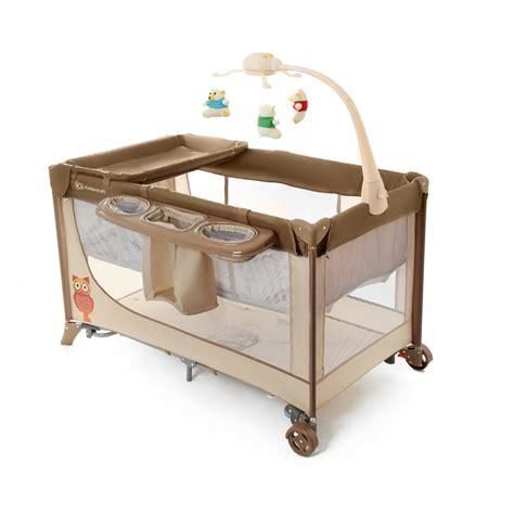 Baby Folding Bed Baby Bed Children Travel Folding Playpen Accessories Ebay