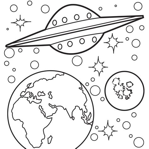 s space coloring pages