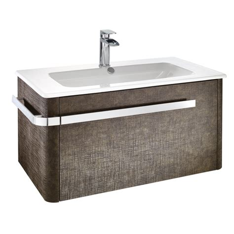 800 Vanity Unit by Linen 800 Vanity Unit Basin Bathstore