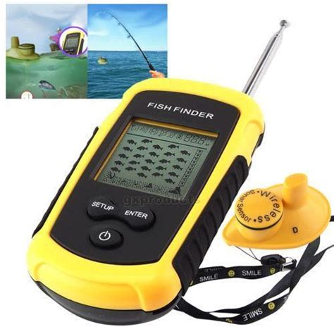 Harga Fish Finder Wireless by Wireless Fish Finder Ebay
