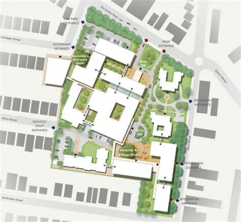 st joseph hospital floor plan st joseph s hospital site master plan jackson teece