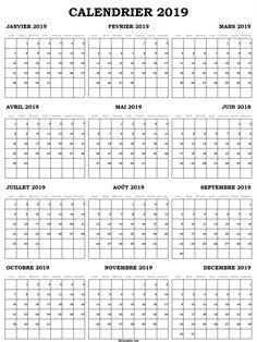Gratuit Calendrier Mai 2019 à Imprimer | Calendar