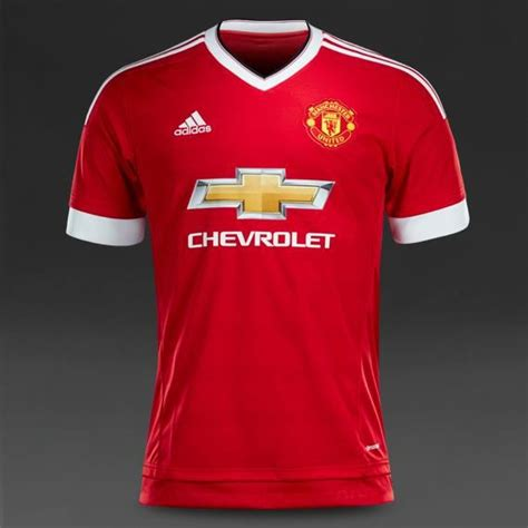 Promo Heboh Jersey Manchester United Home Mu Home 2016 2017 Longslee maillot manchester united home xl 2015 2016 prix pas