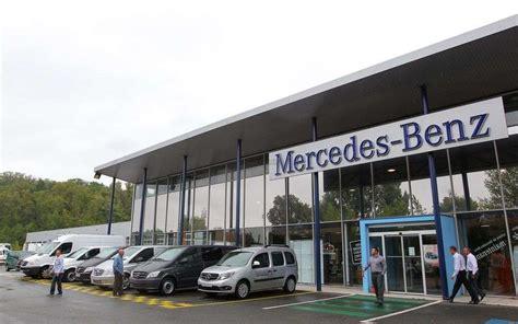 Garage Mercedes Perigueux by Mercedes Jette L 233 Ponge Et Quitte Floirac Sud Ouest Fr