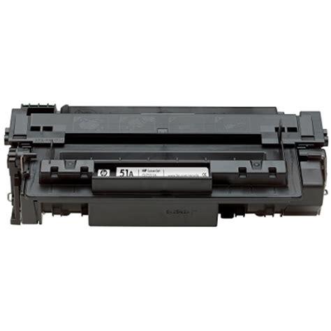 Toner Q7551a compatible hp q7551a micr toner cartridge