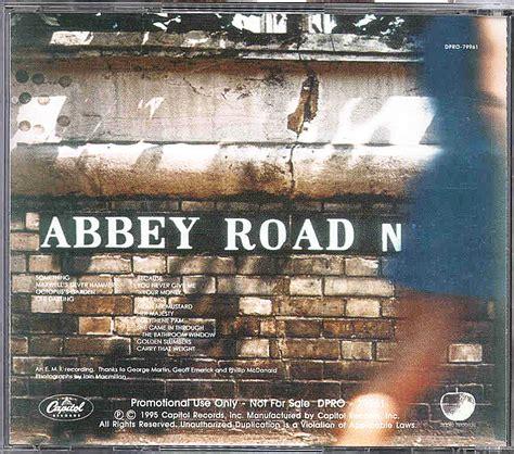beatles cd abbey road anthology