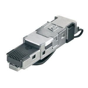 Belden Connector Utp Rj45 Cat 5e Konektor Utp Rj45 Cat 5e Ap7000 lc automation weidmuller field install rj45 with