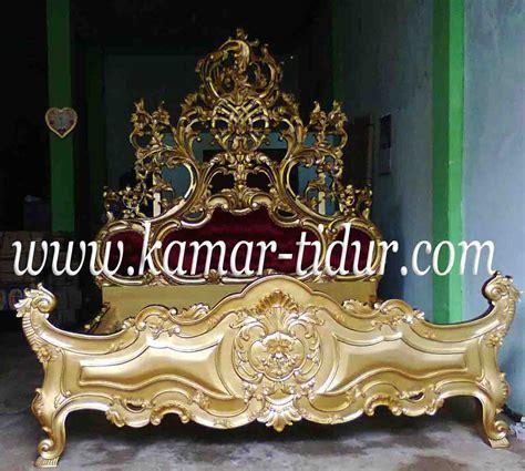 Tempat Tidur Raja tempat tidur raja pesanan pejabat dari bukit tinggi