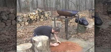 How To Build A Backyard Forge how to build a forge 171 metalworking wonderhowto