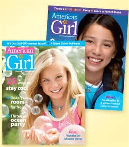 American girl magazine subscription only 16 best of ag issue