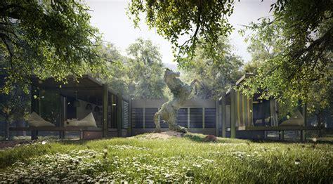 forest render http www new sergiomereces lens portfolio 3d render