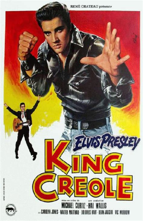 watch online king creole 1958 full movie official trailer king creole elvis presley movie poster reprint 1958 ebay